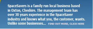 Space Makers is a family run business based on the Wirral, Cheshire